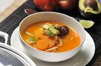 Spicy Caldo Tlalpeno